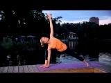 Вечерняя йога - Комплекс упражнений для вечернего занятия йогой от Парка Горького
