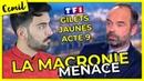 SUR TF1 LE GOUV. NOUS MENACE DECRYPTAGE