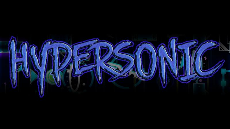 (75Hz) HyperSonic[Extreme Demon] by CopyPaste(Viprin) - 100% [Progress 7] FIRST EXTREME DEMON