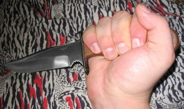 Что делать, если вы применили нож для самообороны