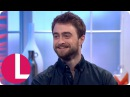 Daniel Radcliffe Really Suffered for 'Jungle' Even Though No One Asked Him To! | Lorraine