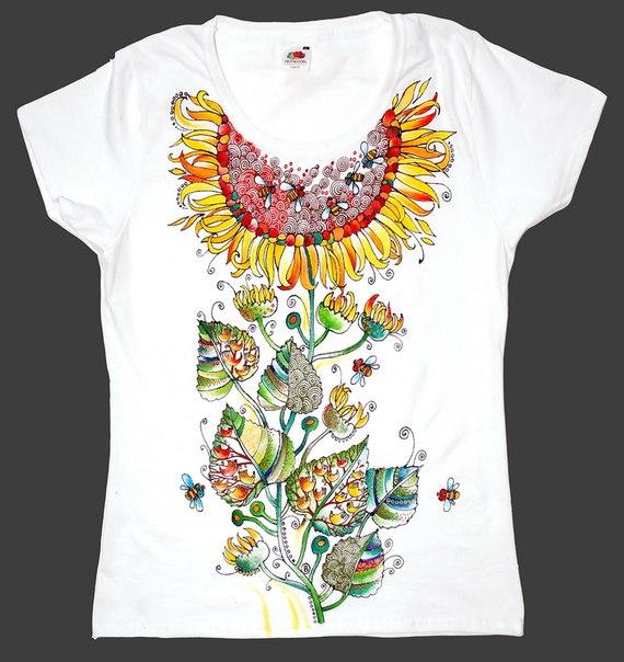 футболки с рисунками: