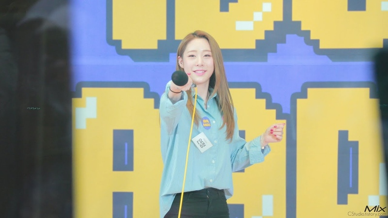 [Fancam] 181120 WJSN - Save Me, Save You by YEONJUNG on Idol Radio @ Yeonjung