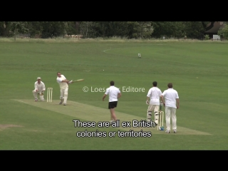Sport in the UK (A1 - A2 with subtitles)