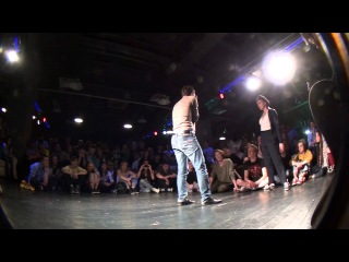Kera (Dark Horse crew) vs Vava. OPEN YOUR MIND