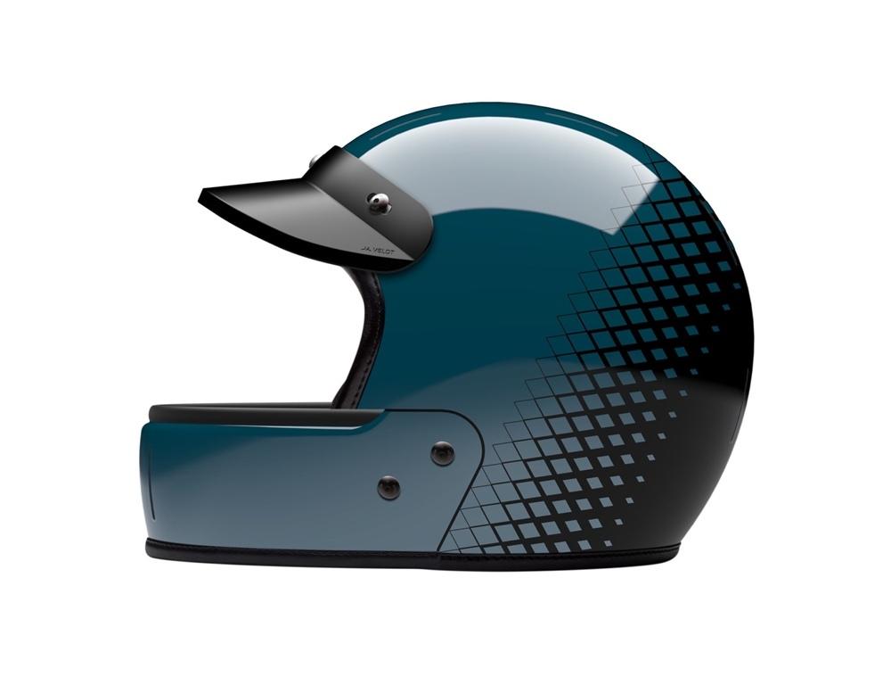 Veldt x CRD - карбоновый шлем, спроектированный на острове Мэн