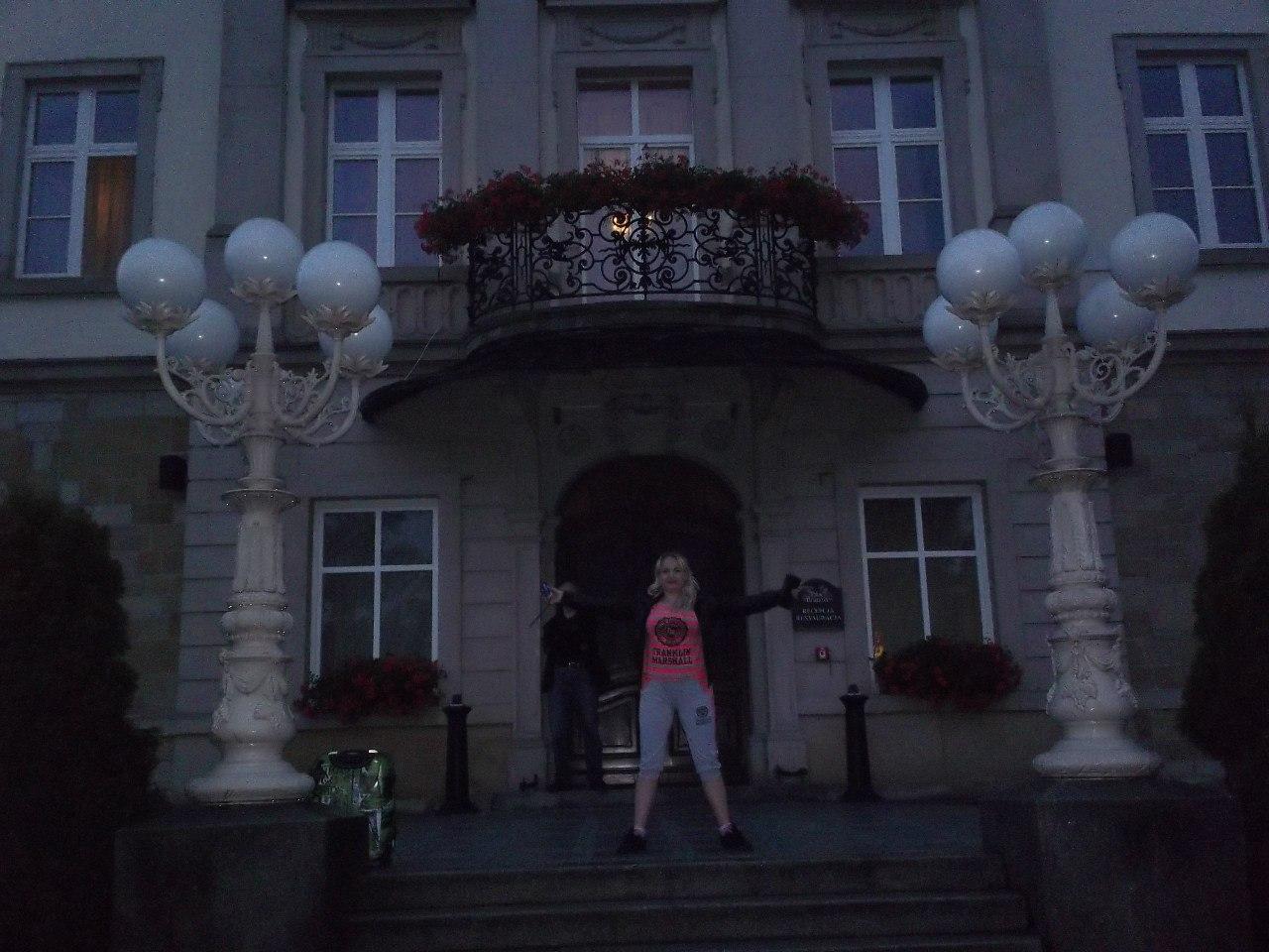 Елена Руденко. Польша. 2013 г. июнь. GswN0mOGbuo