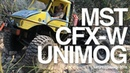 Unimog MST CFX-W Max Speed Technology 532158 - Longia, Gilette, France