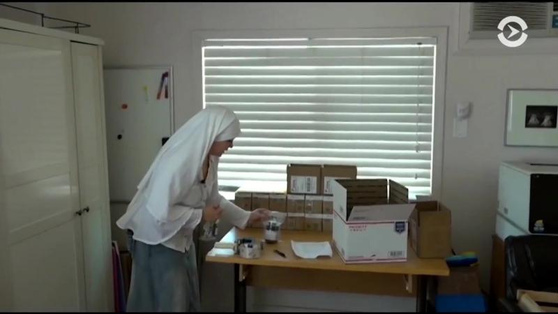 Калифорнийские монахини выращивают коноплю и продают ее через интернет