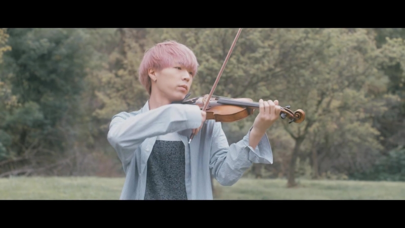 BTS - SPRING DAY(봄날) VIOLINDANCE COVER1