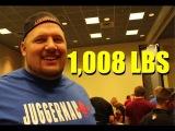 Blaine Sumner, присед 477, 5 кг в однослое на Arnold Sports Festival 2014! Ноу лифт [хорошее качество]