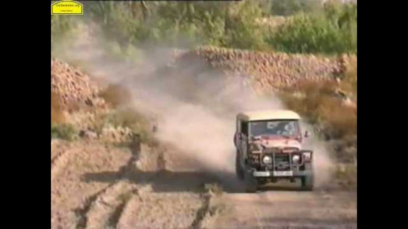 Onlinemotor Toyota Landcruiser 4x4 Offroad Complication