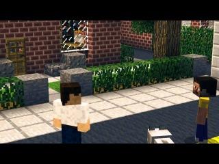 Сериал Minecraft / Майнкрафт - Уроки выживания #5