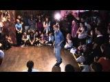 GLO vs SUPA VANE at House Dance UK 2013 Semi Finals