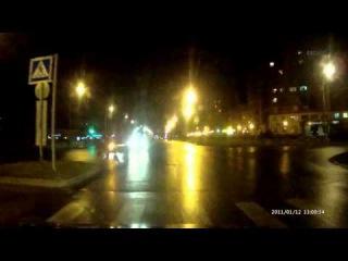 Итоговая Подборка ДТП аварий на встречной полосе за Октябрь 2013