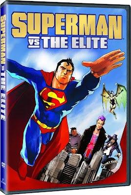 Ver Superman vs. The Elite (Superman Versus The Elite) (2012) Online