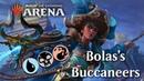 MTG Arena Beta Bolas's Buccaneers DeckTech Gameplay Patronage