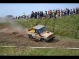 Супер гонка на УАЗАХ и НИВАХ Чайковский 2014