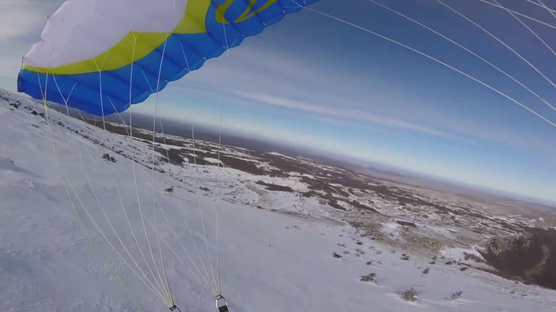 Angar Burun Hike Fly with speed wing