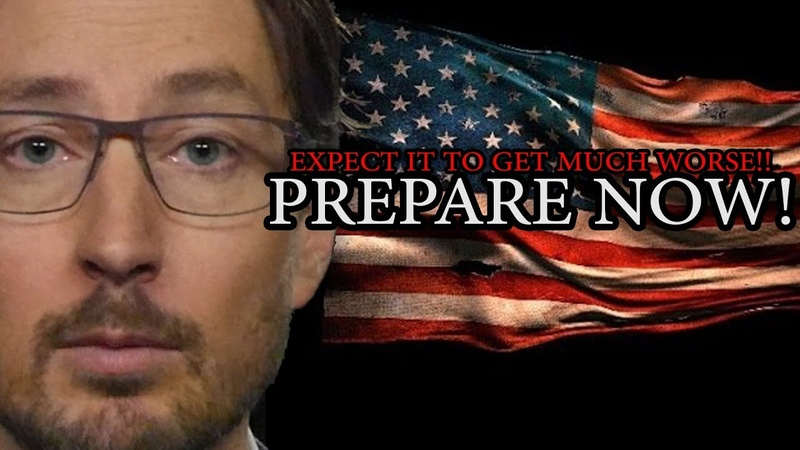 EXPECT IT TO GET MUCH WORSE!! PREPARE NOW!