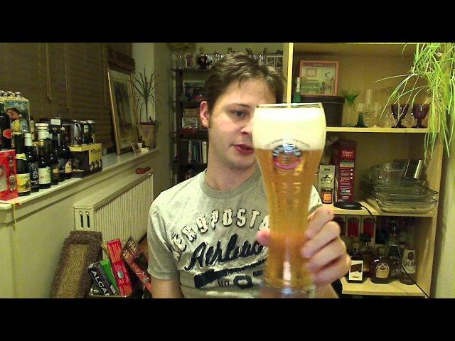Beer Review: Erdinger Weissbrau - Weissbier