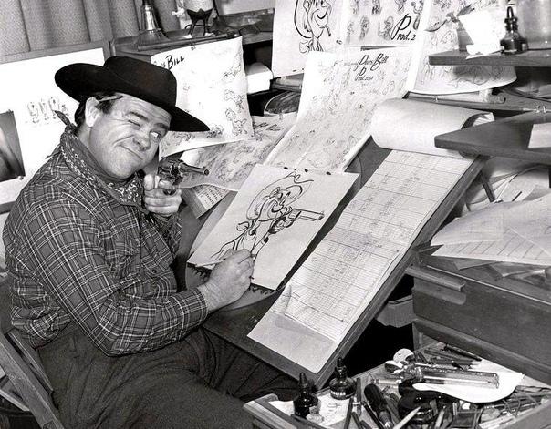 Любите свою работу так, как это делают художники-мультипликаторы компании Disney и Warner Brothers
