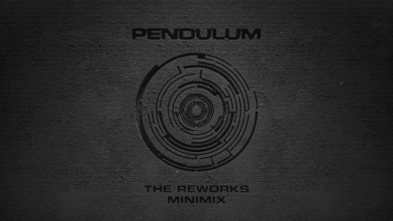 Pendulum - The Reworks (Minimix)