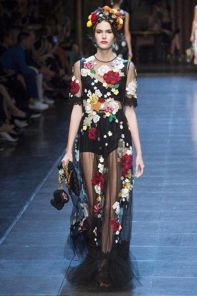 Dolce &amp Gabbana Весна-Лето 2016