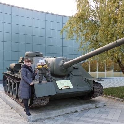 Яна Третьяченко, 9 декабря 1962, Краснодар, id124041080