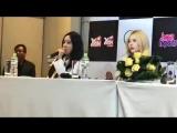 171104 T-ARA Press-conference in Vietnam