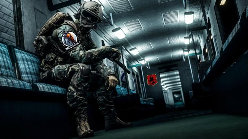 ➣ Battlefield ☯ Алкоголь Зло, я борюсь со злом, съел 4.5л