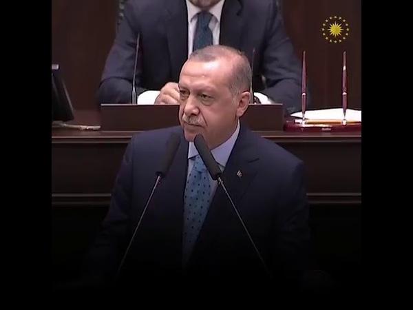 Президент Эрдоган Израиль является самым фашистским, самым расистским государством в мире