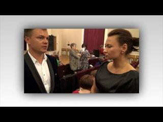 Международный автоклуб Семинар в Санкт Петербурге, интервью 3