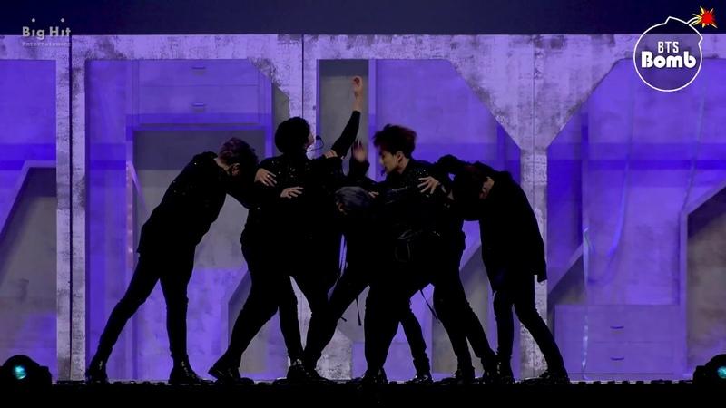 [BANGTAN BOMB] FAKE LOVE Special Stage (BTS focus) @2018 MMA - BTS (방탄소년단)