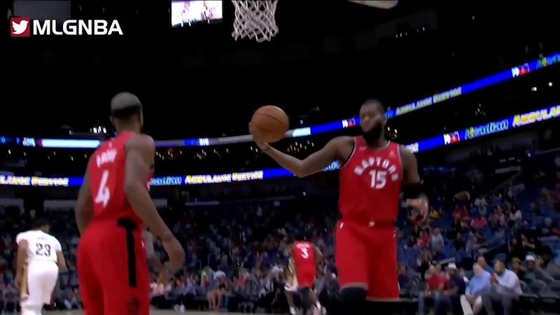 New Orleans Pelicans Highlights vs Toronto Raptors _ 10.11.2018, NBA Preseason