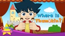 Where is Thumbkin? - Nursery Rhymes - Popular Rhymes - English Song For Kids - Finger Song