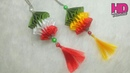 DIY - Handmade Gantungan Pohon Natal    Handmade Christmas Tree Hangers    HD TUTORIAL