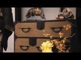 Выставка «Самураи. 47 ронинов» в Москве видео смотреть онлайн в хорошем качестве