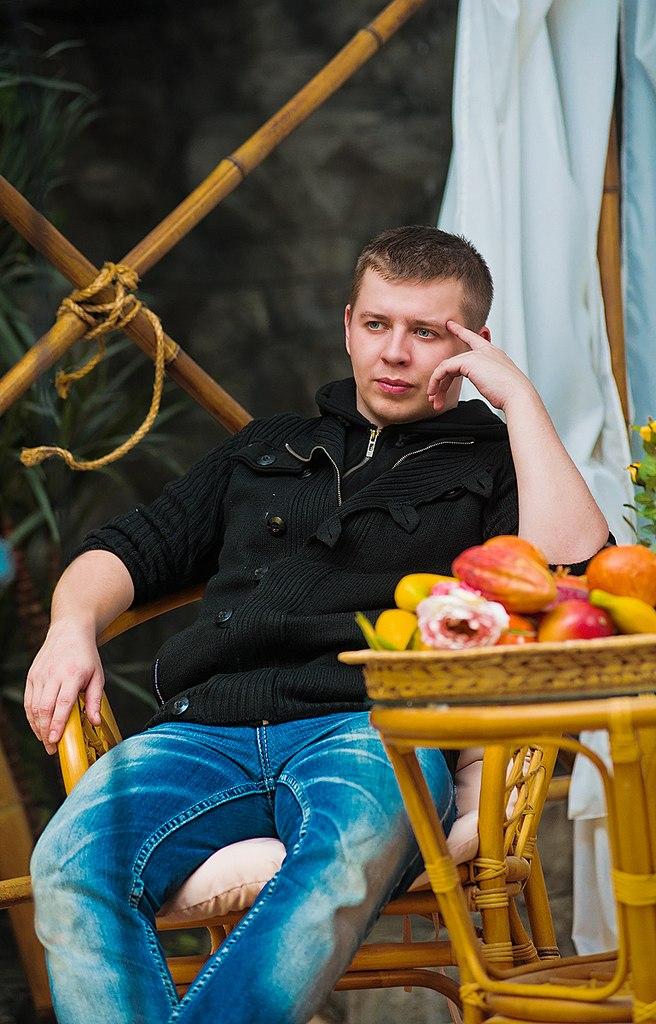 Свадебный фотограф в СПб Евгений Сомов