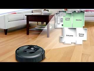 Обзор робота-пылесоса Roomba i7