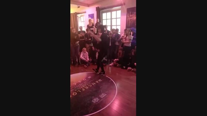 DANCEFLOOR CHAMPION | 1X1 CUTTING 1 TOUR | EKA VS G-G