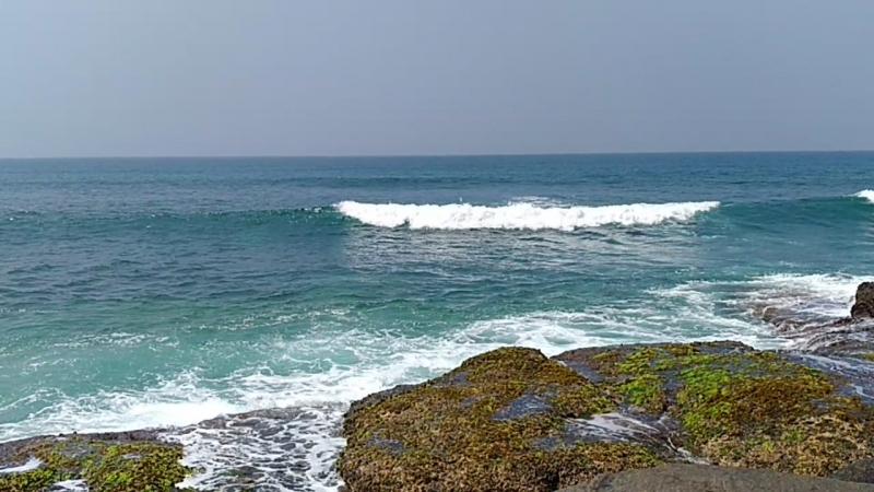 Индийский океан...