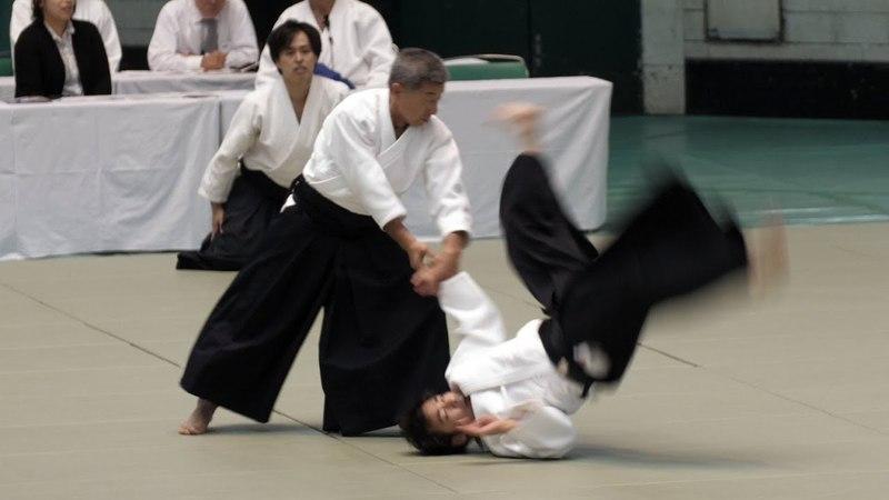 Seki Shoji - 56th All Japan Aikido Demonstration 2018