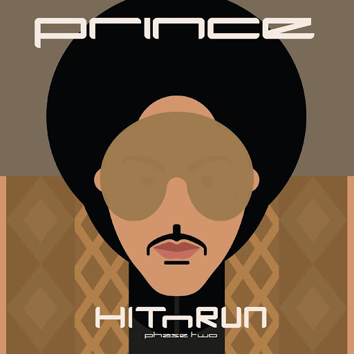 Prince альбом HITNRUN Phase Two