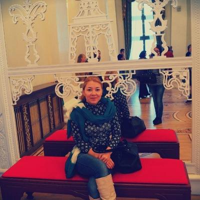 Ильзира Гильфанова, 29 октября 1991, Светловодск, id56616304