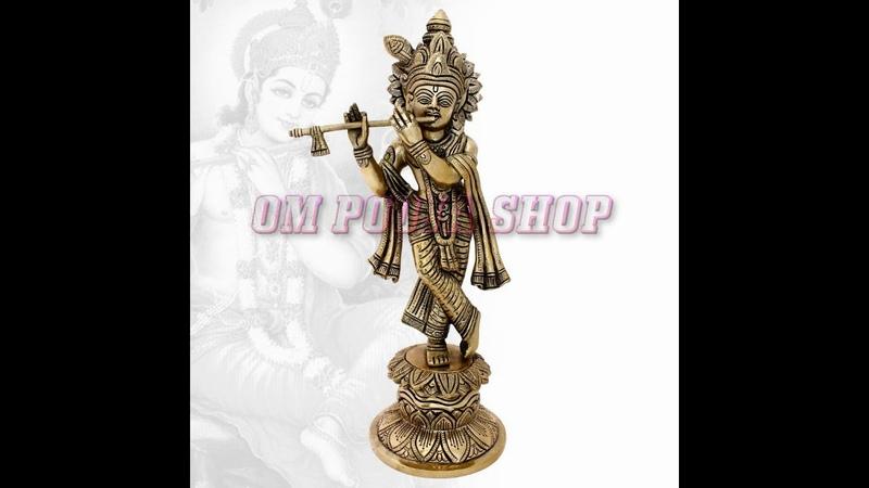 Brass Idols | Hindu Godess Brass Idols Buy Online | OM POOJA SHOP