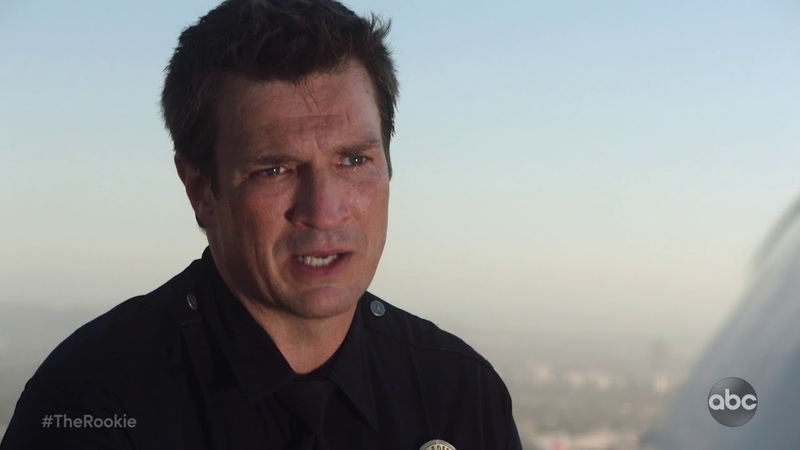The Rookie Premieres Tuesday at 10|9c on ABC