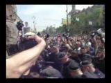 Затримання активістів КУПР і КВП за порожні плакати