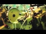 Уникальная фабрика ПЛ-Люченте (производство пустотелых цепей и браслетов)