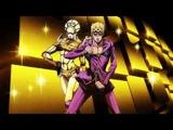JoJo's Bizarre Adventure: Golden Wind Anime Reveals Video, Visual, October 5 Premiere